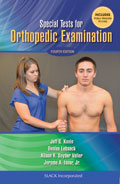 Special Tests for Orthopedic Examination Fourth Edition