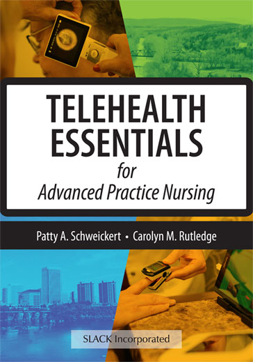 Telehealth Essentials for Advanced Practice Nursing cover