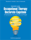 Entry Level Occupational Therapy Doctorate Capstone