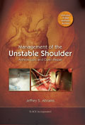 Management of the Unstable Shoulder: Arthroscopic and Open Repair