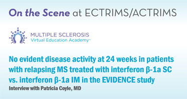 No evident disease activity in relapsing MS patients treated with interferon β-1a SC vs. interferon β-1a IM: subgroup analyses of the EVIDENCE study