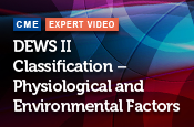 DEWS II Classification: Physiological and Environmental Factors