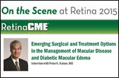 Emerging Surgical and Treatment Options in the Management of Macular Disease and Diabetic Macular Edema