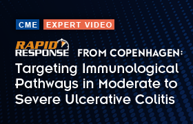 Rapid Response from Copenhagen: Targeting Immunological Pathways in Moderate to Severe Ulcerative Colitis