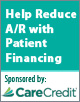 Help Reduce A/R with Patient Financing