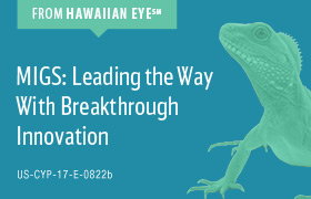 MIGS: Leading the Way Through Breakthrough Innovation