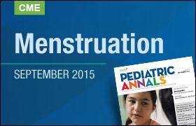 Menstruation: September 2015