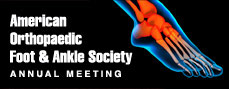 American Orthopaedic Foot & Ankle Society Annual Meeting