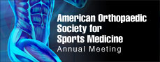 American Orthopaedic Society for Sports Medicine Annual Meeting
