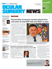 Ocular Surgery News U.S. Edition