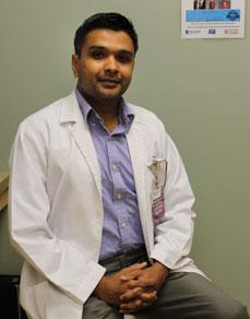 Raghavendra Tirupathi, MD, FACP