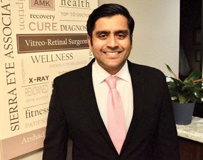 Arshad M. Khanani, MD, MA