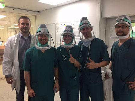 Spring Fellowship Surgery assist