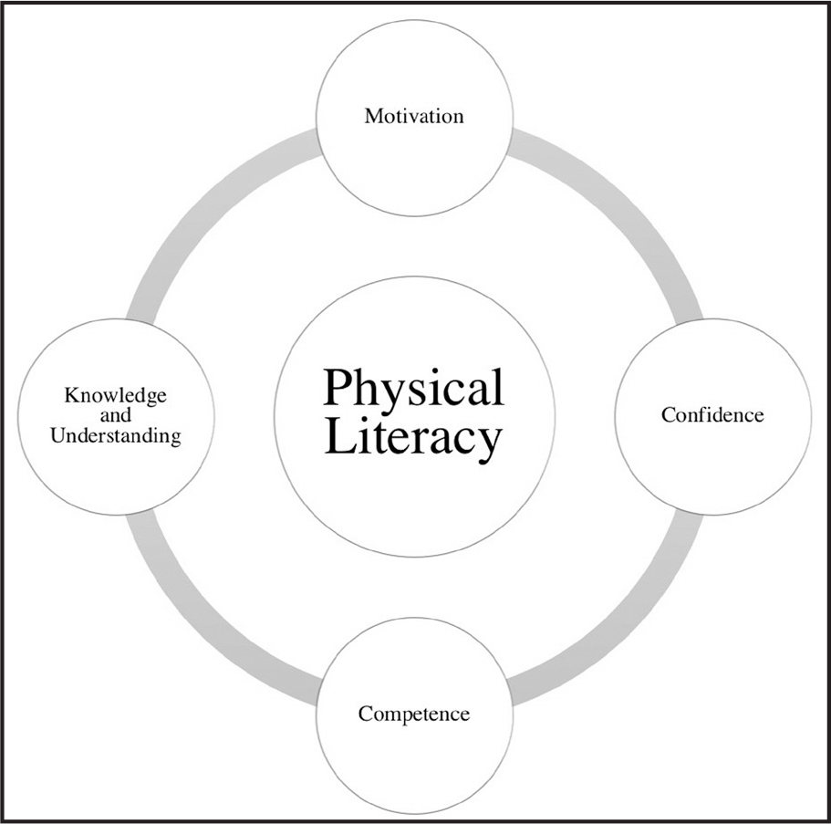 Physical literacy components.