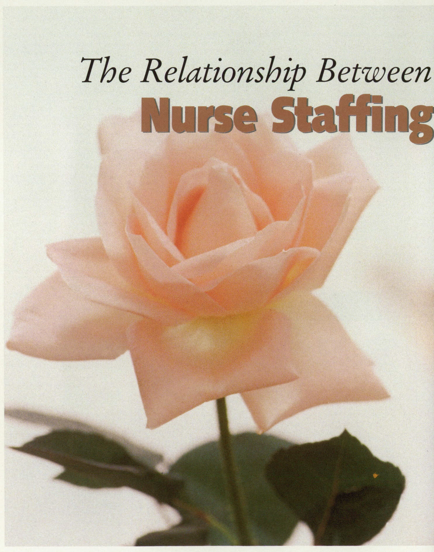 a study on the relationship between time and registered nurses rns Retention of registered nurses in homecare  it did not describe the relationship  agencies discussed this study with targeted staff rns if.