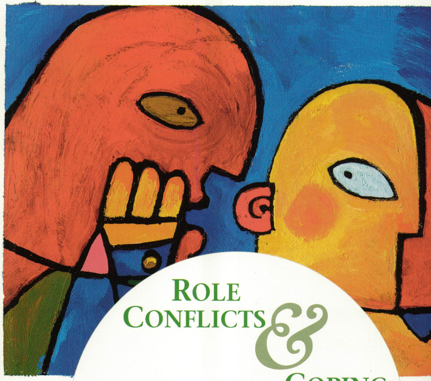 Role conflicts coping strategies in caregiving a symbolic figurestables biocorpaavc Image collections