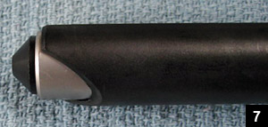 Figure 7: Custom-made trocar