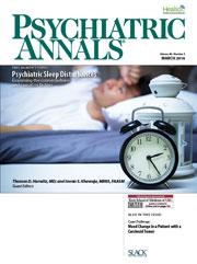 Psychiatric Annals