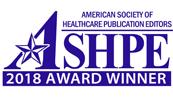 ASHPE Award Winner