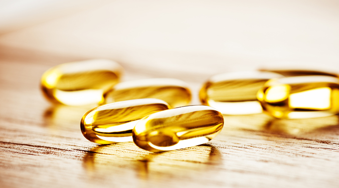 Image of fish oil